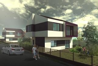 casa individuala 4 camere