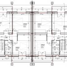 plan etaj Vila 1